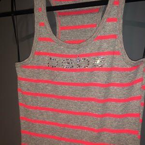 Bebe maxi dress with slits